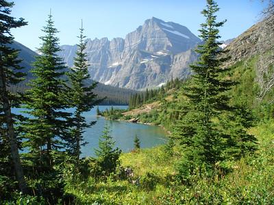 Mountain Lake Vista