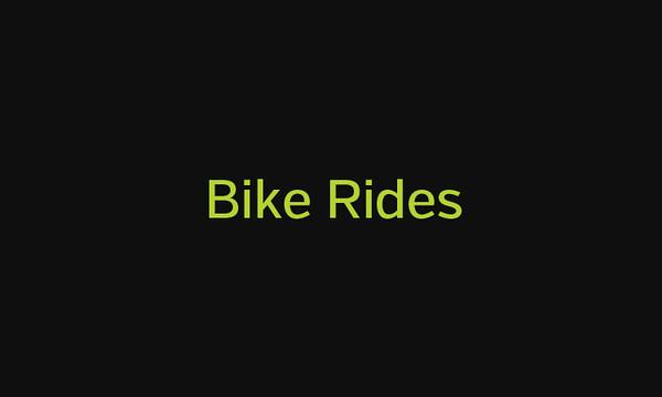 2014 Sean's Rides