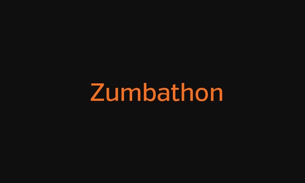 2014 Sean's Run Zumbathon