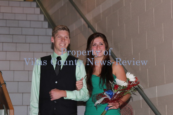 Northland Pines High School Homecoming 2014