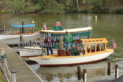 Steamboats on Eagle River Chain of Lakes