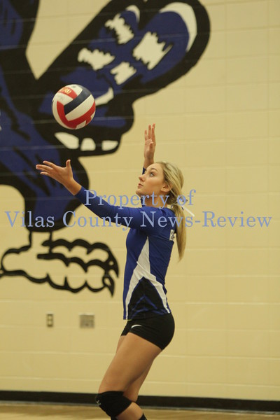 Three Lakes Volleyball vs. Prentice