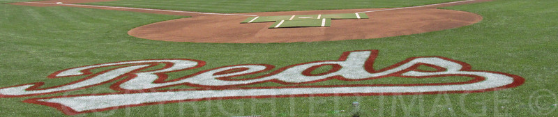 Reds Home Plate