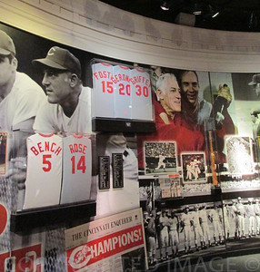 The Reds' History Wall