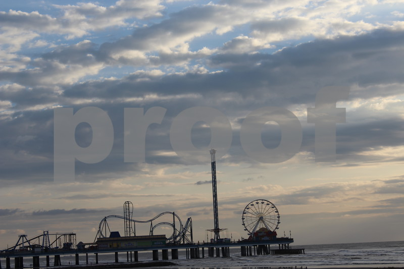 The Mornings of Pleasure Pier