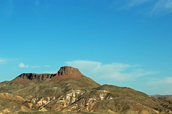 Texas Mountain