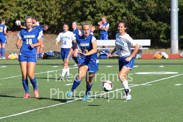 2014 Girls BHS Soccer