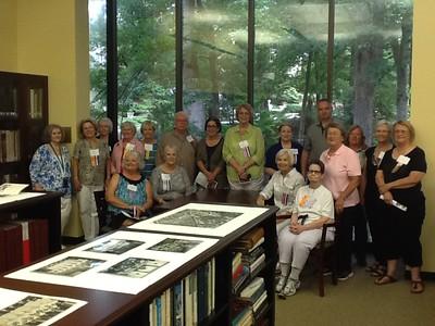 Atlanta History Center Tour - 2014