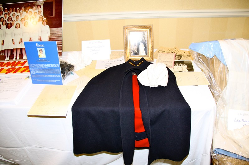 Memorabilia Room 12 July 2014, Grady School of Nursing All-Classes Reunion, 9/67