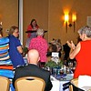 Saturday Banquet at Grady Hospital School of Nursing All-Classes Reunion on 12 July 2014