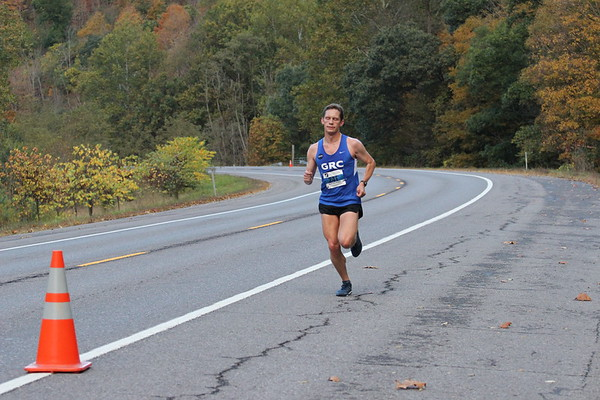 2014 Great Allegany Run 15K
