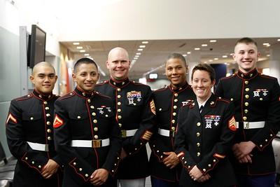 9 2014 Oct 11 Honor Flight Return (26 of 62)