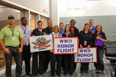 17 2014 Oct 11 Honor Flight Return (49 of 62)