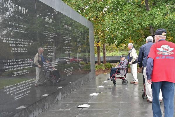 Air Force Memorial October 11