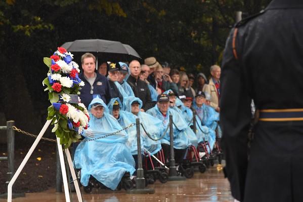 Arlington National Cemetery October 11