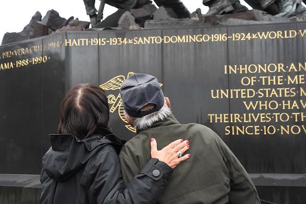 Iwo Jima Memorial October 11