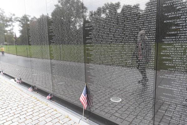 Vietnam War Memorial October 11