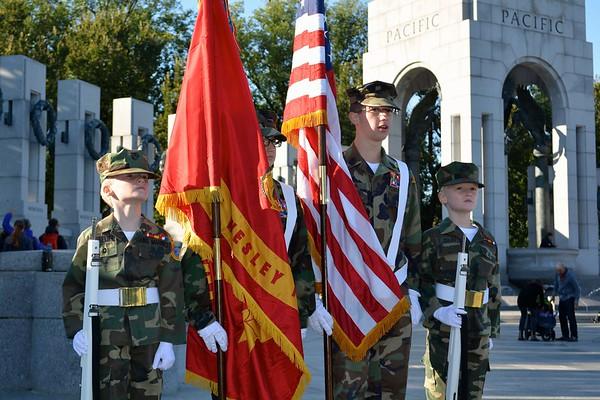 WW II Memorial October 11