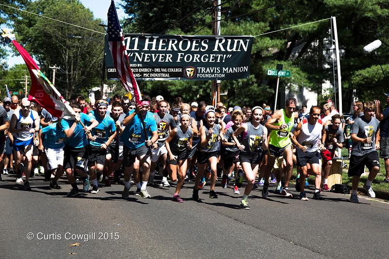 911 Heros Run