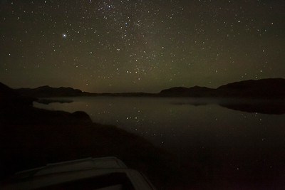 20140427 Stars reflected in lake at D'Urville  _MG_2083
