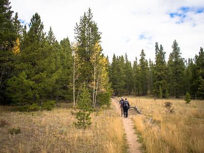 Hiking Tie Hack Loop Trail