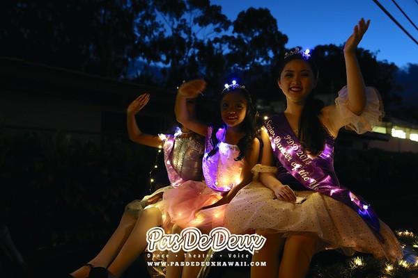 Wahiawa Holiday Parade (2014)
