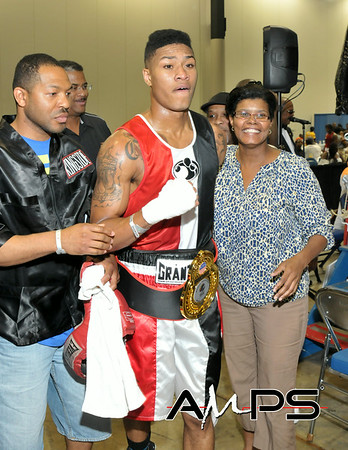 2014 IBE Boxing Event
