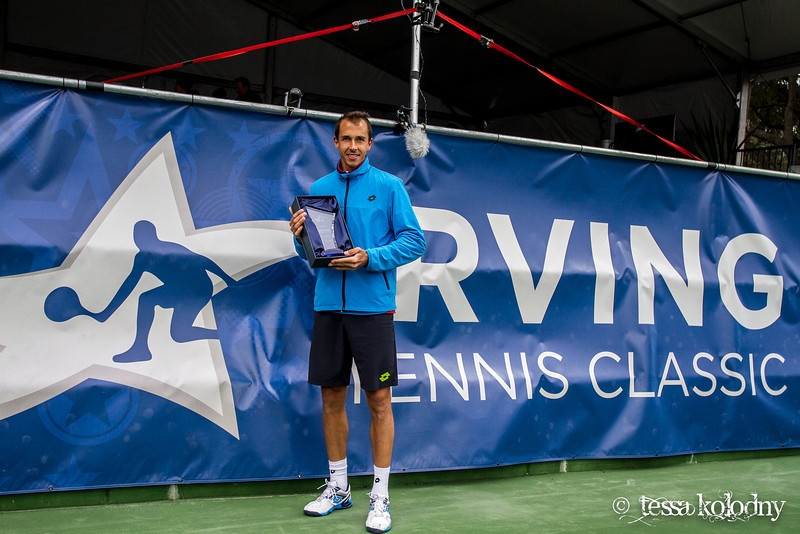 2014 ITC Finals Singles and Doubles