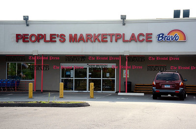 7/31/2014 Mike Orazzi | Staff The downtown grocery store, despite its troubles, is still open. 10-12 Collins.