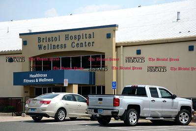 8/1/2014 Mike Orazzi | Staff Bristol Hospital Wellness Center on Clark Avenue.