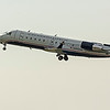 US Airways Express ZW3707 CRJ200 (Air Wisconsin callsign Wisconsin) to Philadelphia PHL taking off on runway 23