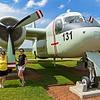 Grumman (DeHavilland Canada) CP-121 Tracker of 880 Maritime Reconnaissance (MR) Squadron
