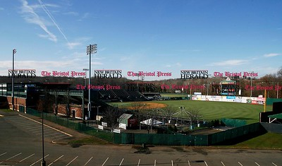 Kevin Bartram | Staff New Britain Stadium, the home of the Rock Cats, is shown on Monday, Dec. 1, 2014.