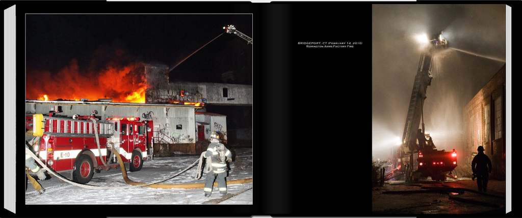 PAGE 102-103 <br /> BRIDGEPORT, CT (February 14, 2010)<br /> Remington Arms Factory Fire