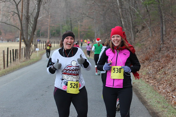 2014 Jingle 5K Run Fort Ashby, WV