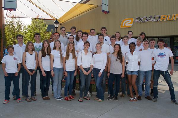2014 03 OUSA Team Photos