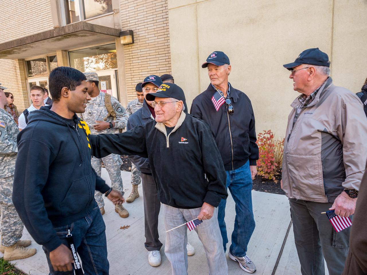 111014_6896_Veterans Day Flag Raising