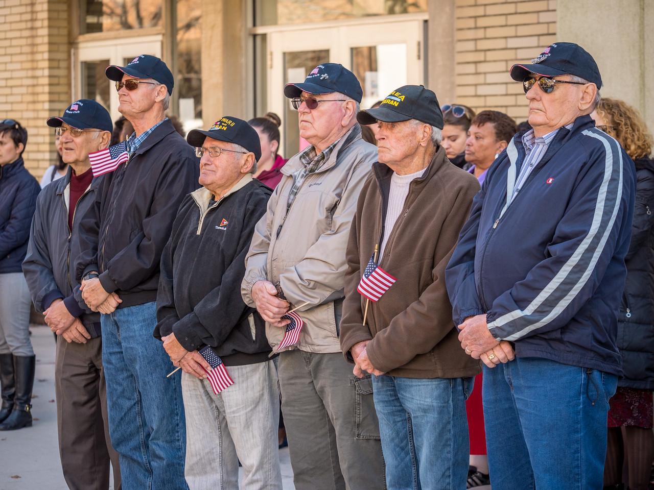 111014_6848_Veterans Day Flag Raising