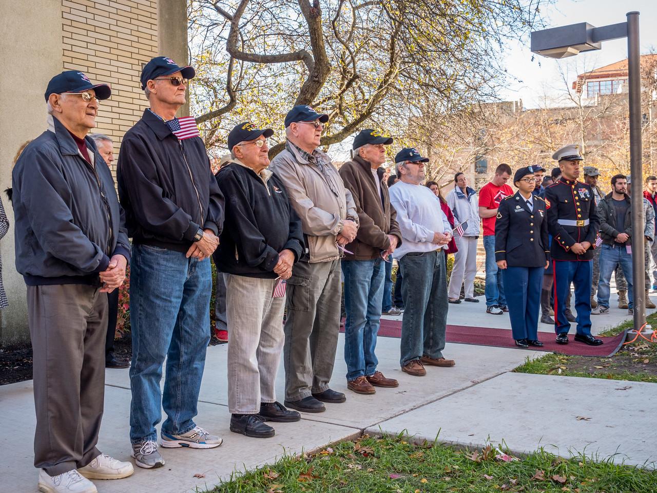111014_6674_Veterans Day Flag Raising