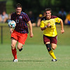 NCAA SOCCER:  SEP 27 Liberty at Winthrop