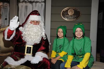 2014 Little Italy Tree Lighting & Christmas Village