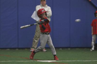 2014 Lost Nations Indoor Baseball Champions Mentor Cardinals