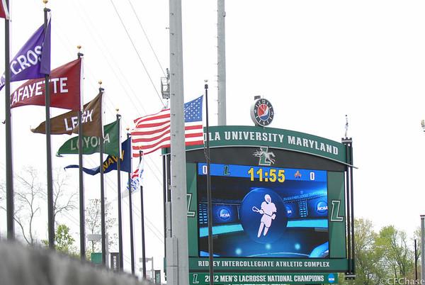 Loyola v Albany 05.10.14