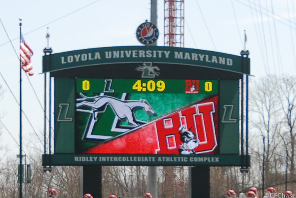 Loyola v Boston 04.12.14