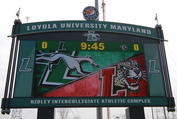 Loyola v Lafayette 03.22.14