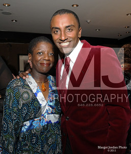 The New York Urban League 46th Annual Frederick Douglass Awards Dinner Thursday May 12, 2011 Honoring Cora Weiss, David N. Dinkins and Marcus Samuelsson