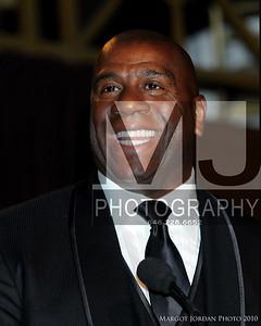 Earvin Magic Johnson at Black Retail Action Group Gala Cipriani Wall Street NYC USA Margot Jordan Photo All Rights Reserved