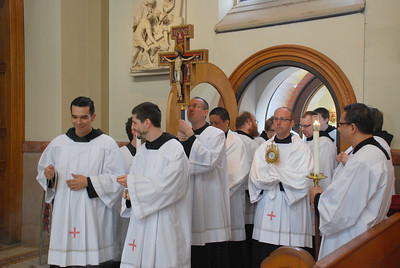 2014 Mass for Canonizations