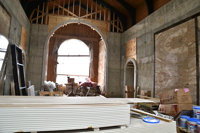2014 Mausoleum Construction Update