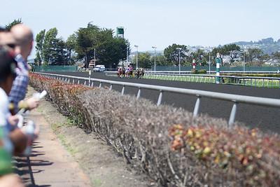 2014 May 3 - Bay Meadows Horseracing